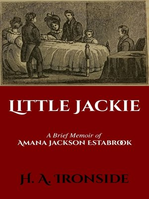 cover image of Little Jackie