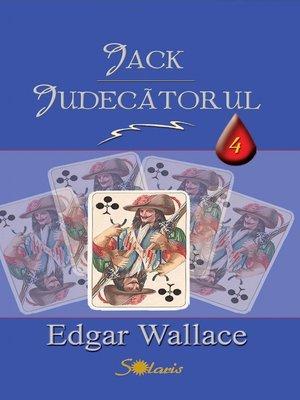 cover image of Jack Judecatorul