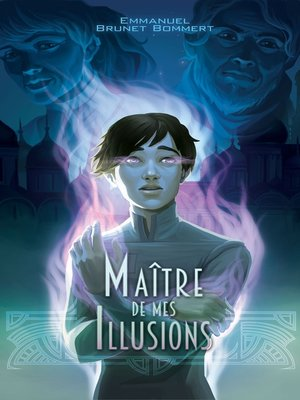 cover image of Maître de mes illusions