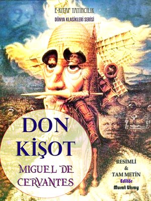 cover image of Don Kişot