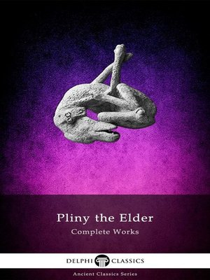 cover image of Complete Works of Pliny the Elder
