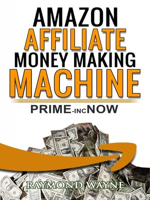 cover image of Amazon Affiliate Money Making Machine