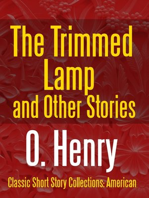 cover image of The Trimmed Lamp and Other Stories