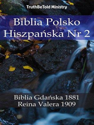 cover image of Biblia Polsko Hiszpańska Nr 2