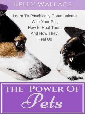 cover image of The Power of Pets