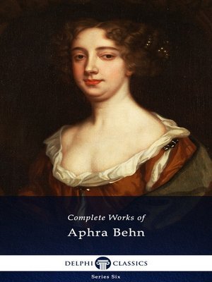 cover image of Delphi Complete Works of Aphra Behn