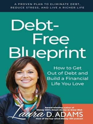 cover image of Debt-Free Blueprint