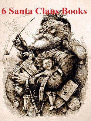 cover image of Six Santa Claus Books