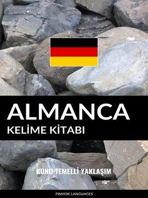 cover image of Almanca Kelime Kitabı