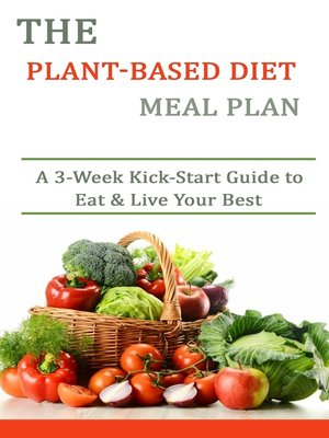 cover image of The Plant-based Diet Meal Plan