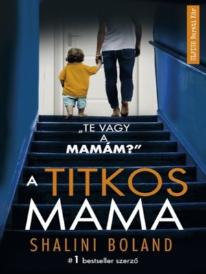 cover image of A titkos mama