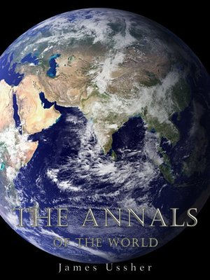 cover image of The Annals of the World