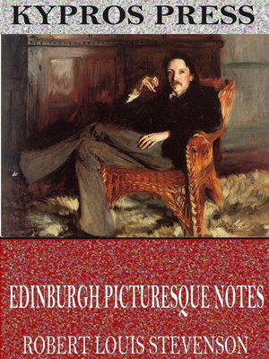 cover image of Edinburgh Picturesque Notes