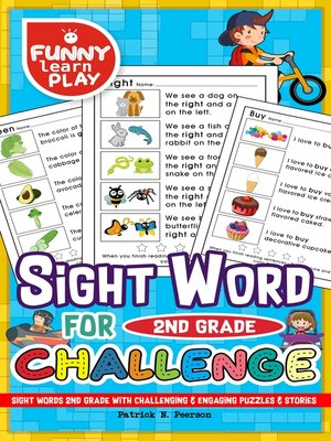 cover image of Sight Words 2nd Grade