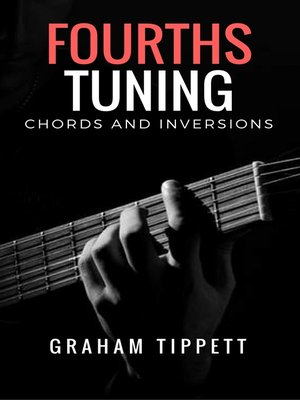 cover image of Fourths Tuning Chords and Inversions