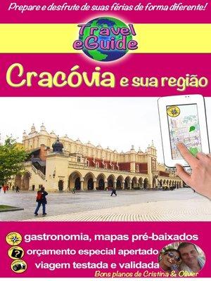 cover image of Cracóvia e sua região