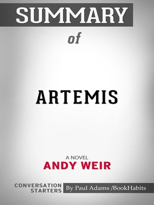 cover image of Summary of Artemis