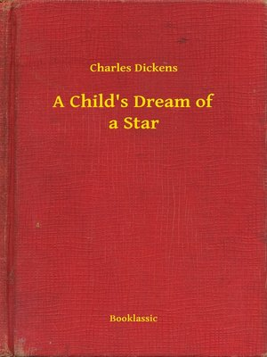 cover image of A Child's Dream of a Star