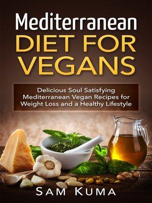 cover image of Mediterranean Diet for Vegans