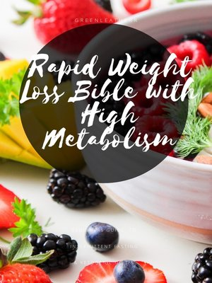 cover image of Rapid Weight Loss Bible With High Metabolism