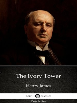 cover image of The Ivory Tower by Henry James