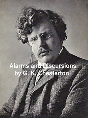 cover image of Alarms and Discursions