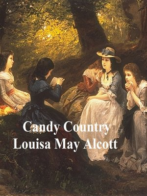 cover image of Candy Country