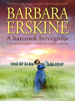 cover image of A harcosok hercegnője