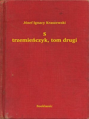 cover image of Strzemieńczyk, tom drugi