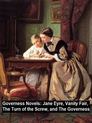 cover image of Governess Novels