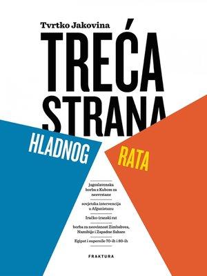 cover image of Treća strana Hladnog rata