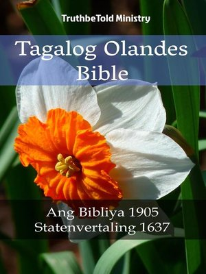 cover image of Tagalog Olandes Bible