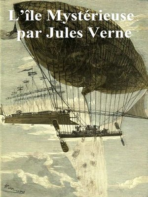 cover image of L'Ile Mysterieuse