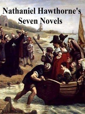 cover image of Nathaniel Hawthorne's Seven Novels