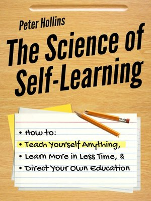 cover image of The Science of Self-Learning