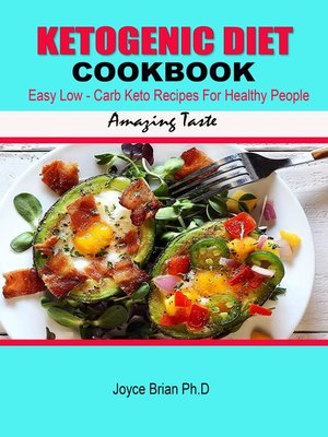 cover image of Ketogenic Diet Cookbook