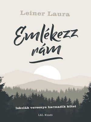 cover image of Emlékezz rám