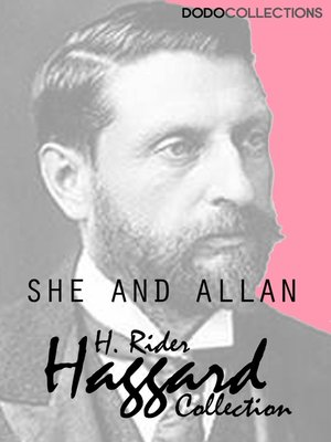 cover image of She and Allan