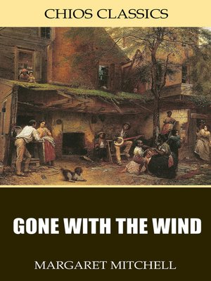 cover image of Gone with the Wind
