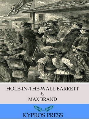 cover image of Hole-In-The-Wall Barrett
