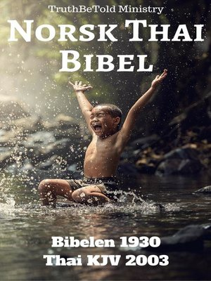 cover image of Norsk Thai Bibel