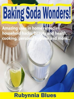 cover image of Baking Soda Wonders!