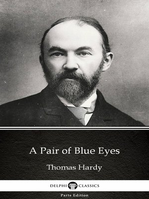 cover image of A Pair of Blue Eyes by Thomas Hardy