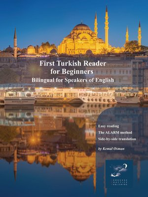 cover image of First Turkish Reader for Beginners