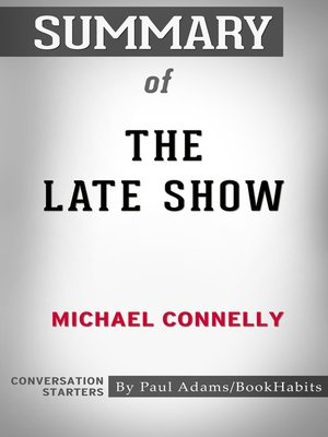 cover image of Summary of The Late Show