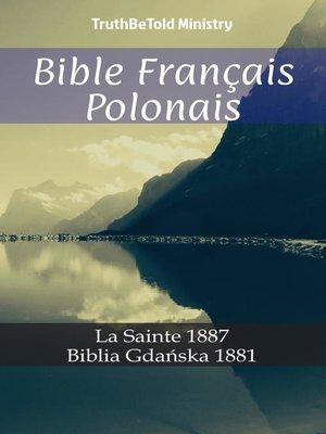 cover image of Bible Français Polonais