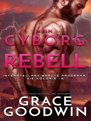 cover image of Mein Cyborg, der Rebell