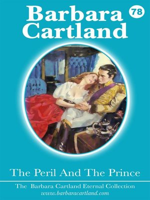 cover image of The Peril and The Prince