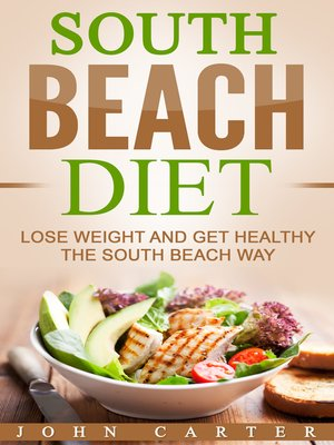 cover image of South Beach Diet