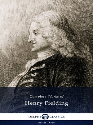 cover image of Delphi Complete Works of Henry Fielding